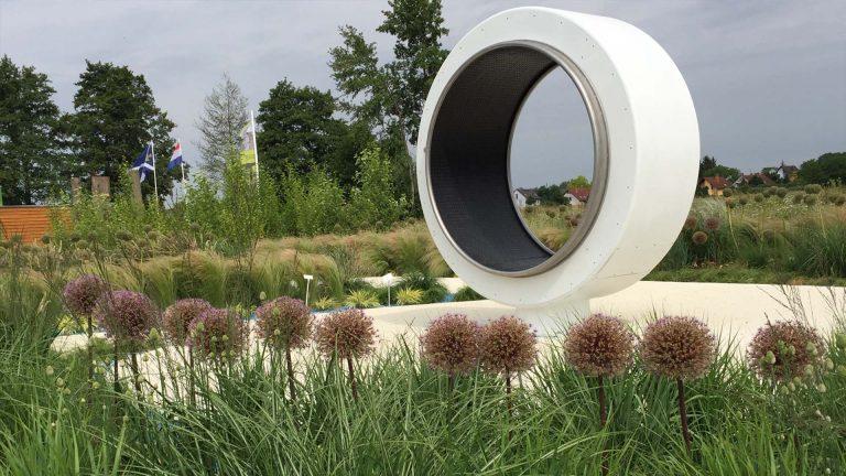 Inspirierende Garten Dekoration