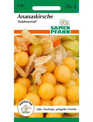 Ananaskirsche Goldmurmel