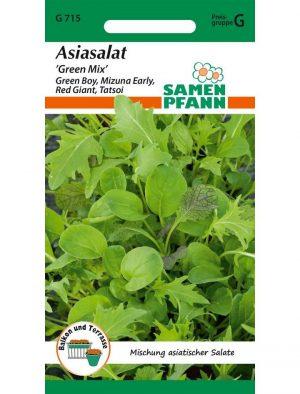 Asiasalat Green Mix