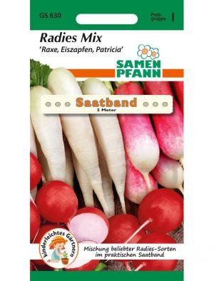 Saatband Radies Mix