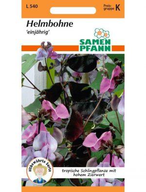 Helmbohne