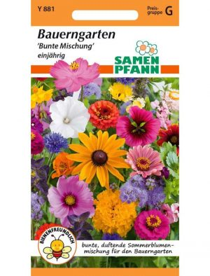 Bauerngarten Bunte Mischung